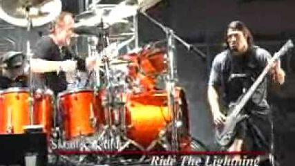 Ride the Lightning (Riga, Latvia - 2008)