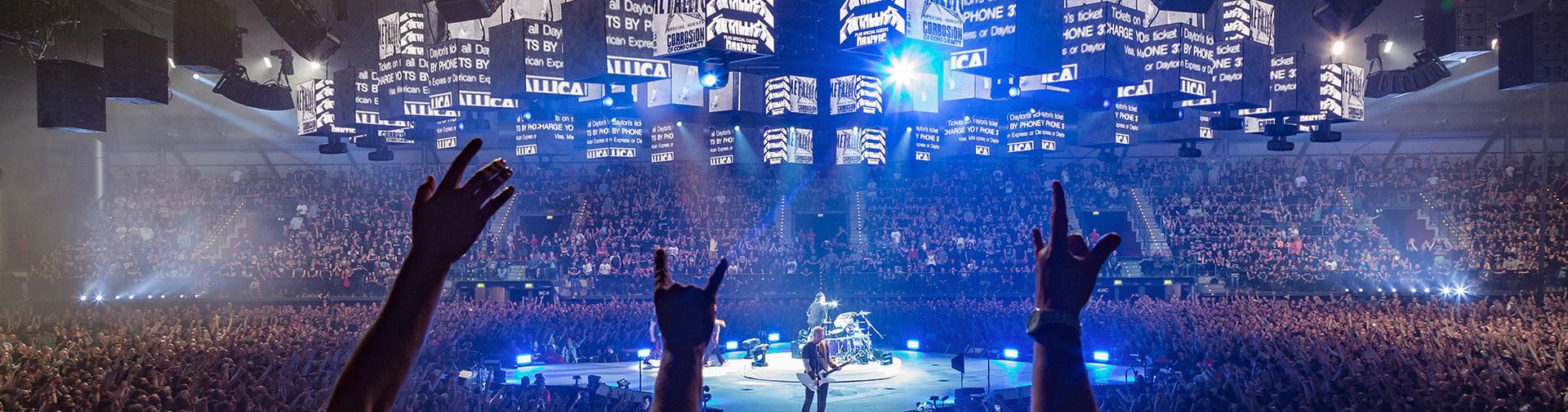 Events | Metallica com