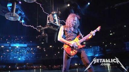 Ride The Lightning (Live - Mexico City, Mexico) - MetOnTour