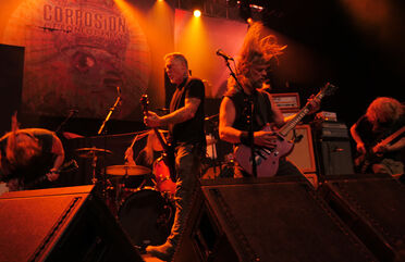 James Jams with Corrosion of Conformity