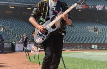 The 6th Annual Metallica Night with the SF Giants