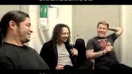 Jim Breuer Interviews Metallica: Episode 6