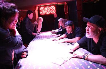 Midnight Signing - HMV - London, UK