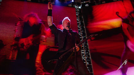 Hardwired (Live - Mexico City, Mexico - 2017)