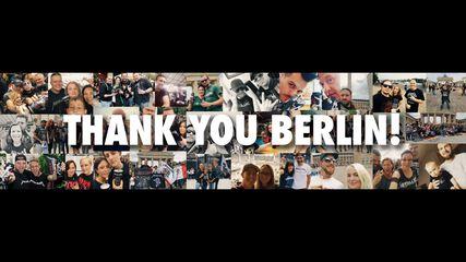 Thank You, Berlin!