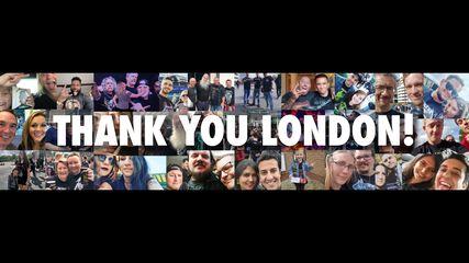 Thank You, London!