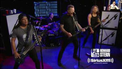 Master of Puppets (Live on The Howard Stern Show)