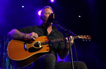 The 3rd Annual Acoustic-4-a-Cure Benefit Concert