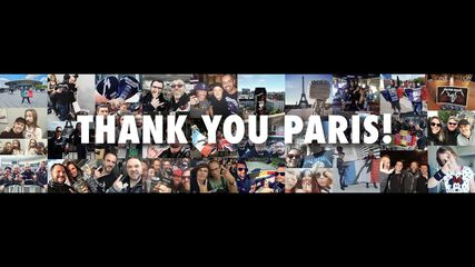 Thank You, Paris!