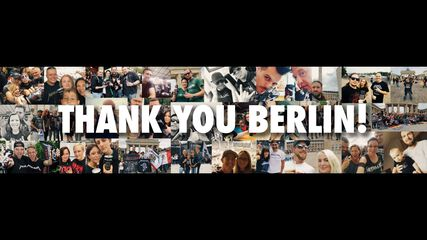Thank You, Berlin!