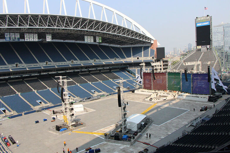 Seattle, WA - August 9, 2017