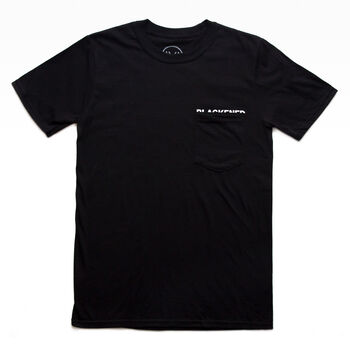 Blackened Whiskey Pocket T-Shirt, , hi-res