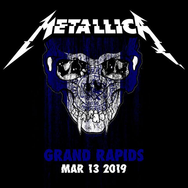 Live Metallica: Grand Rapids, MI - March 13, 2019 (2CD), , hi-res