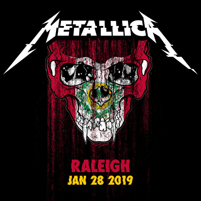 Live Metallica: Raleigh, NC - January 28, 2019 (2CD), , hi-res