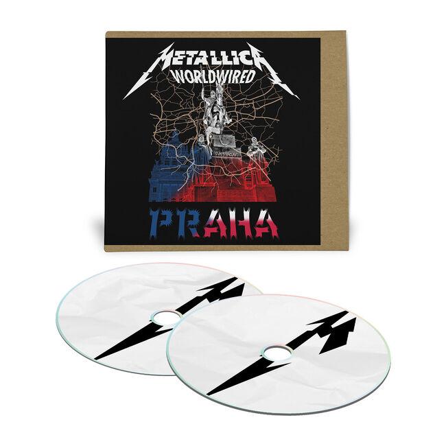 Live Metallica: Prague, Czech Republic - August 18, 2019 (2CD), , hi-res