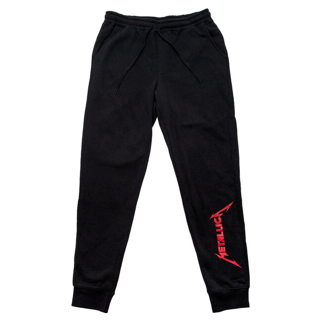 Red Logo Sweatpants, , hi-res
