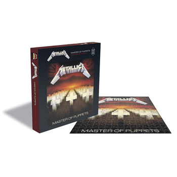 Master Of Puppets 500pcs Jigsaw Puzzle, , hi-res