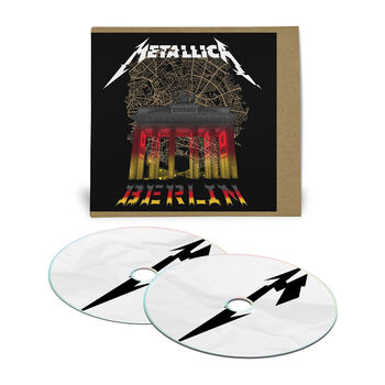 Live Metallica: Berlin, Germany - July 6, 2019 (2CD), , hi-res