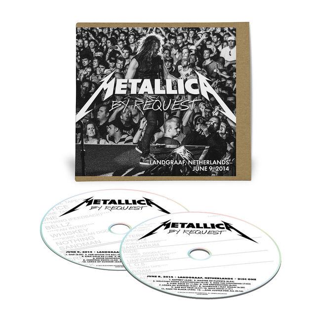 Live Metallica: Landgraaf, Netherlands - June 9, 2014 (2CD), , hi-res