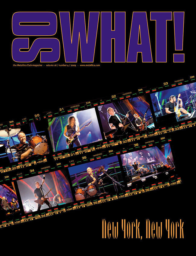 So What! Volume 16, Issue 4, , hi-res
