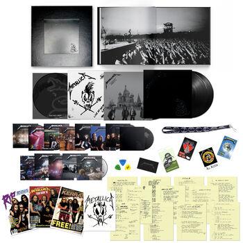 Metallica (The Black Album) Remastered - Deluxe Box Set, , hi-res