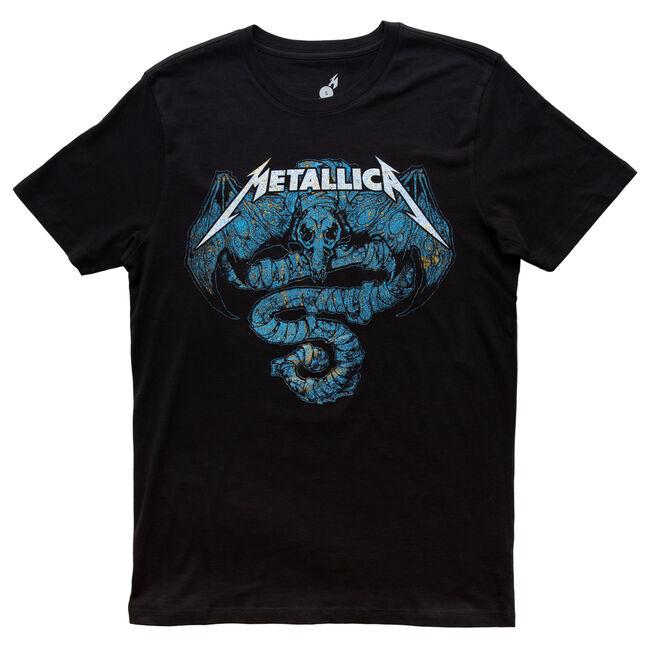 Roam Oxidized T-Shirt (Blue), , hi-res
