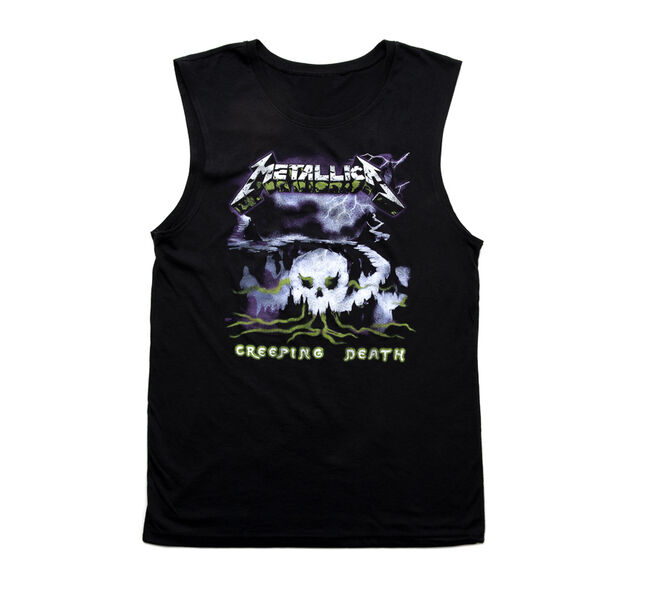 Creeping Death Tank Top, , hi-res