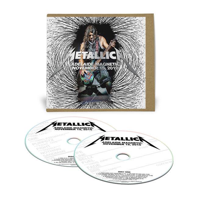 Live Metallica: Adelaide, Australia - November 15, 2010 (2CD), , hi-res