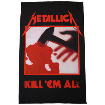 Kill 'Em All Banner, , hi-res
