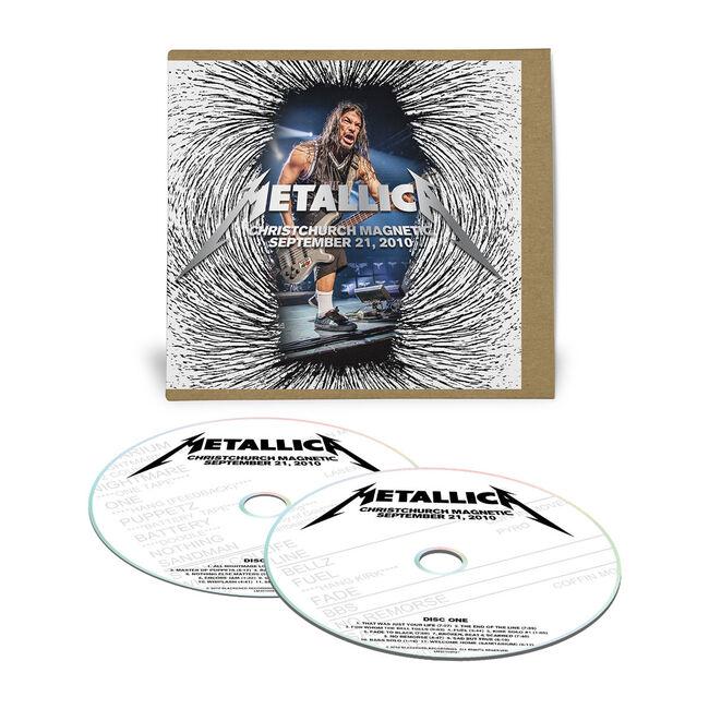 Live Metallica: Christchurch, New Zealand - September 21, 2010 (2CD), , hi-res