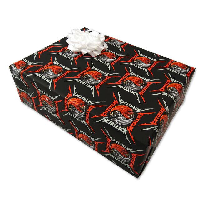 Skulls Wrapping Paper, , hi-res