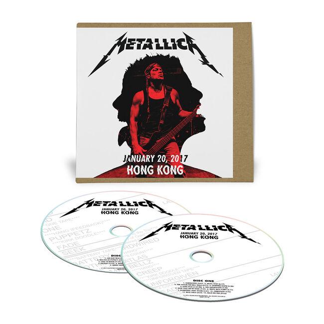 Live Metallica: Hong Kong - January 20, 2017 (2CD), , hi-res