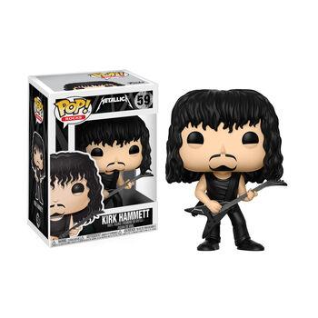 Funko POP! Rocks: Kirk Hammett Action Figure, , hi-res