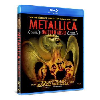 Some Kind of Monster - Blu-Ray, , hi-res