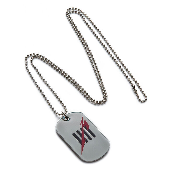 Fifth Member™ Dog Tag Necklace, , hi-res