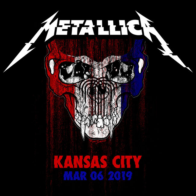 Live Metallica: Kansas City, MO - March 06, 2019 (2CD), , hi-res