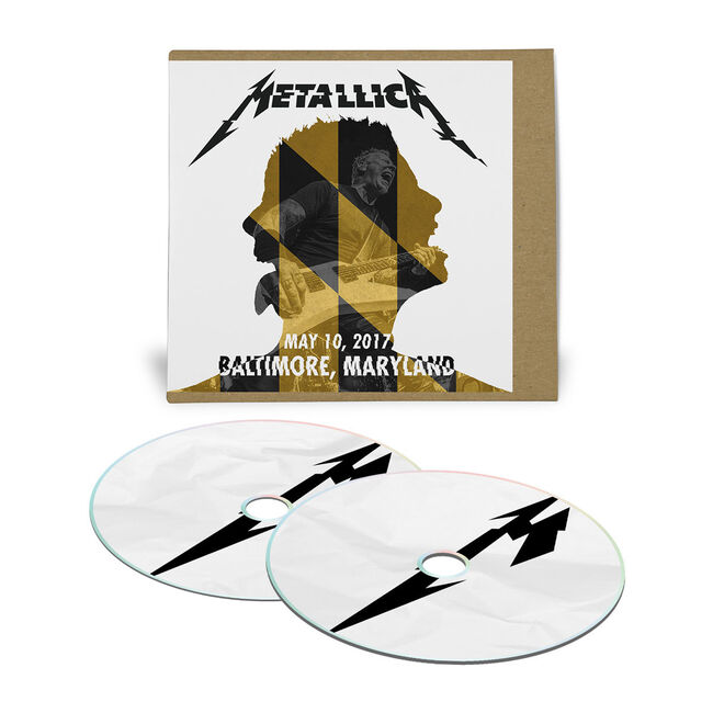 Live Metallica: Baltimore, MD – May 10, 2017 (2CD), , hi-res