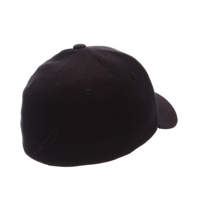 Tonal Glitch Logo Flex Fit Hat, , hi-res