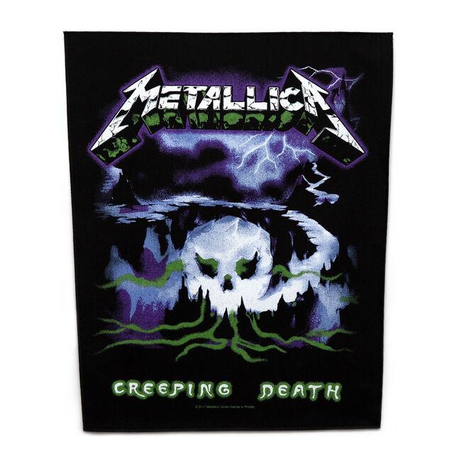 Creeping Death Back Patch, , hi-res