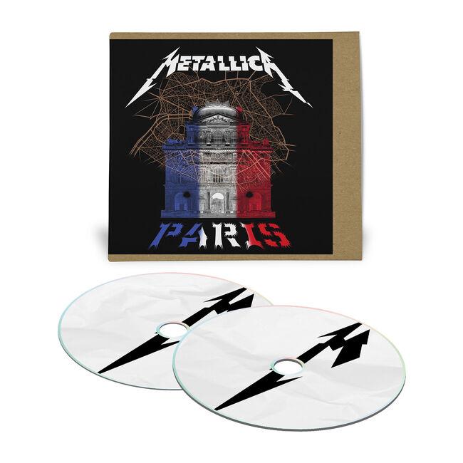 Live Metallica: Paris, France - May 12, 2019 (2CD), , hi-res