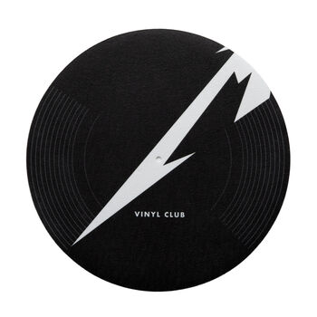 Metallica Vinyl Club 2020 Slipmat, , hi-res