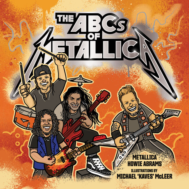 The ABCs of Metallica Book, , hi-res