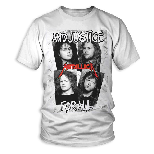 And Justice For All Faces T-Shirt  ca8ce506c