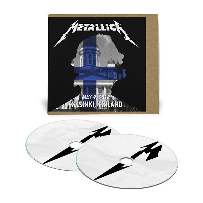Live Metallica: Helsinki, Finland - May 9, 2018 (2CD), , hi-res