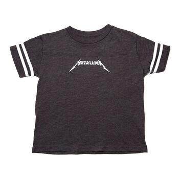 Glitch Logo Toddler/Youth Football T-shirt, , hi-res