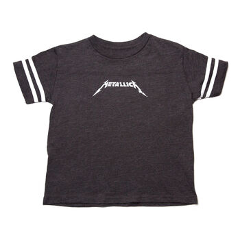 Glitch Logo Toddler/Youth Football T-shirt, , hi-res