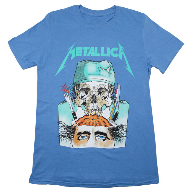 Crash Course Alternate T-Shirt (Blue) - Large, , hi-res