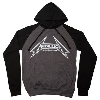Young Metal Attack Pullover Hoodie, , hi-res