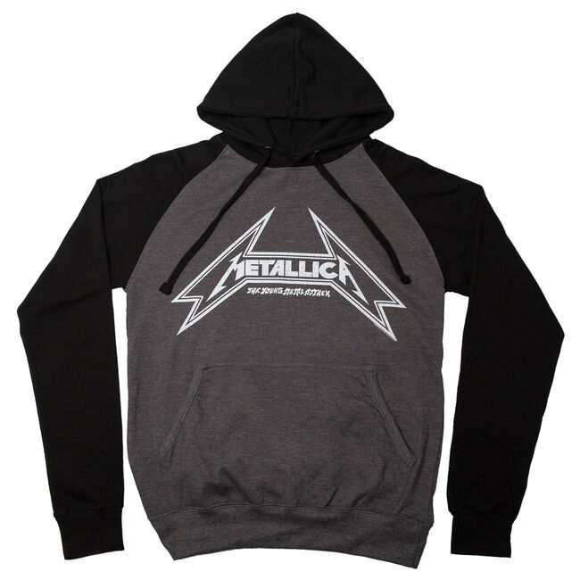 Young Metal Attack Pullover Hoodie - XL, , hi-res