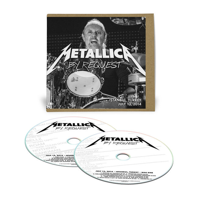 Live Metallica: Istanbul, Turkey - July 13, 2014 (2CD), , hi-res